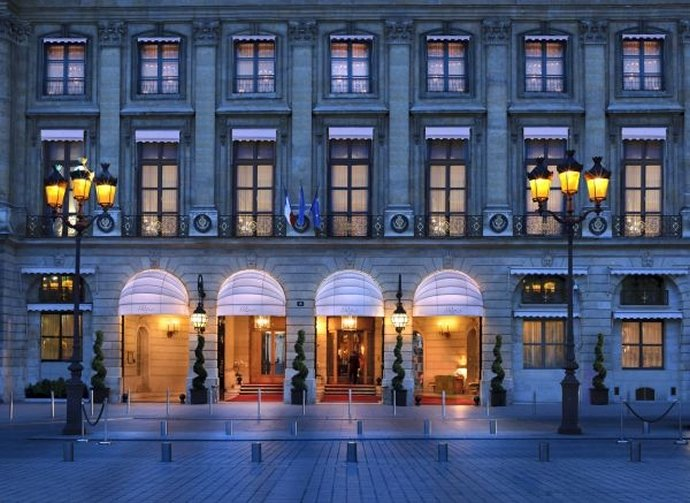 ritz paris reservations