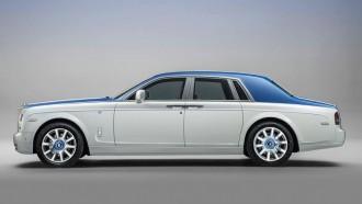 Rolls Royce Bespoke Nautica edition 1