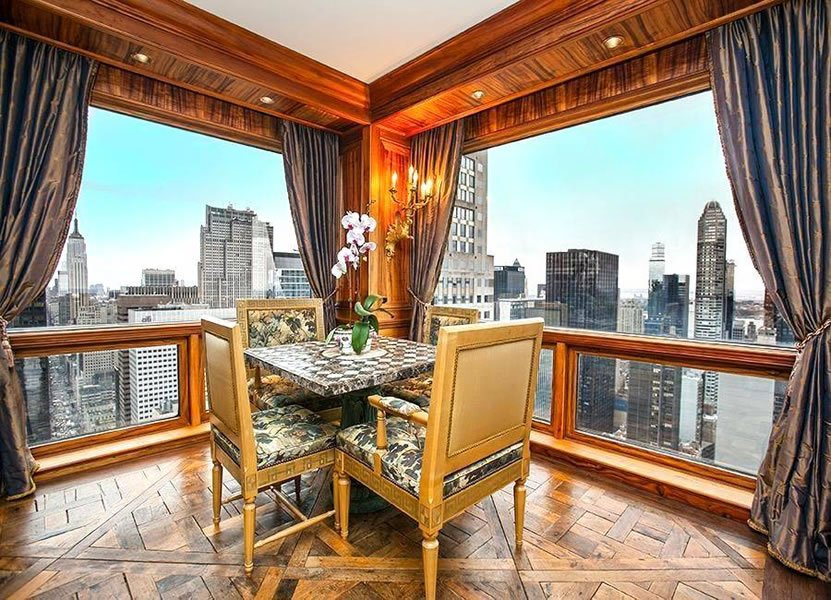 Inside Ronaldo S New Fangled 18 5 Million Pad In The Iconic Trump Tower