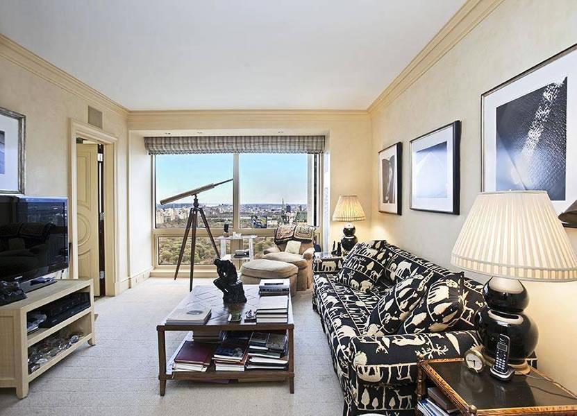Ronaldo Trump Tower apartment on Manhattan Fifth Ave 5