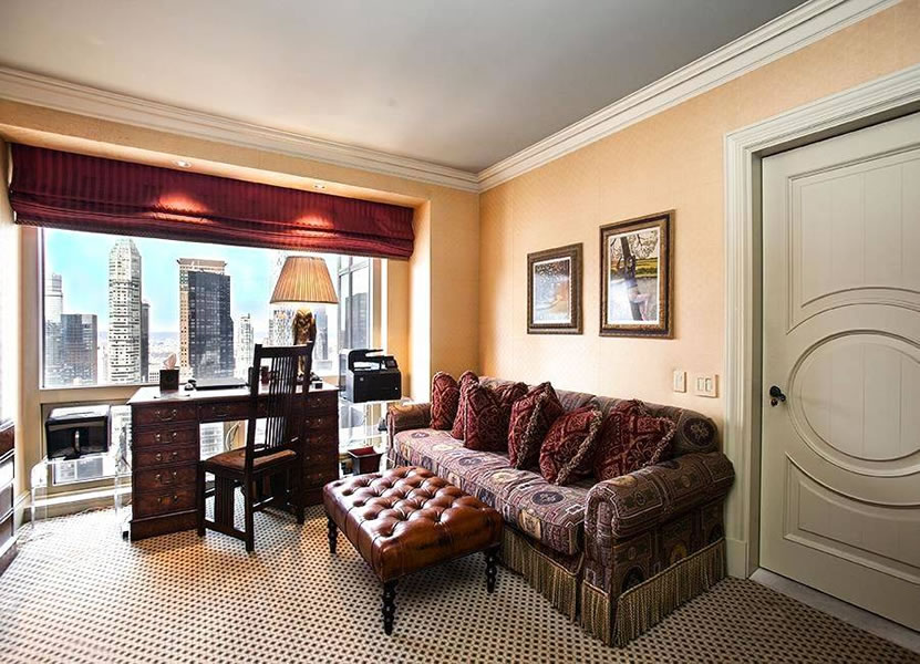 Ronaldo Trump Tower apartment on Manhattan Fifth Ave 7
