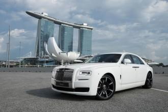 Singapore anniversary-based Rolls-Royce 1