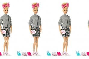 Sophia Webster Barbie Shoe 1
