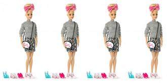 Sophia Webster Barbie Shoe 1