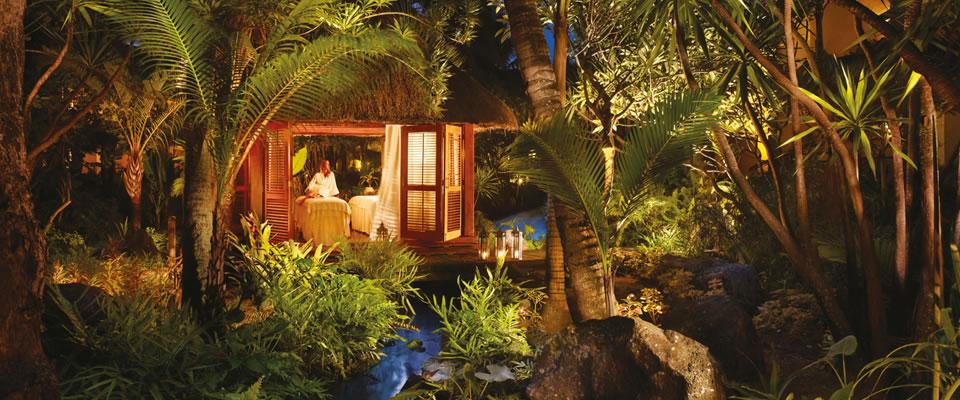 Garden Spa Pavilion