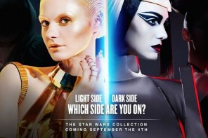 Star Wars CoverGirl Collaboration 1