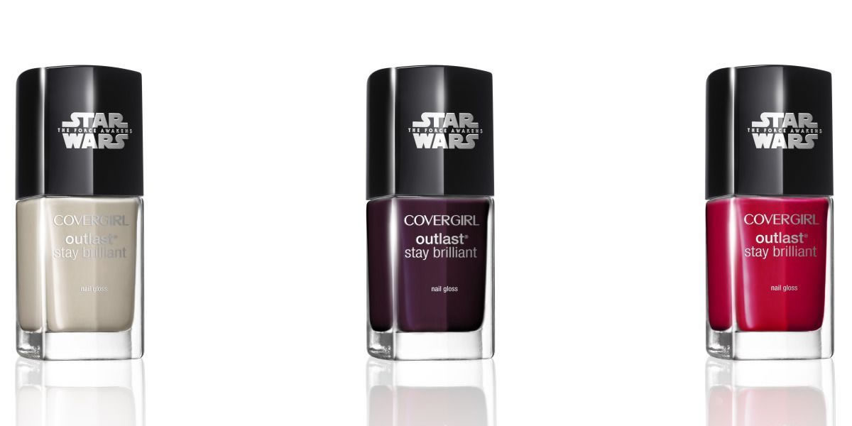 Star Wars CoverGirl Collaboration 4