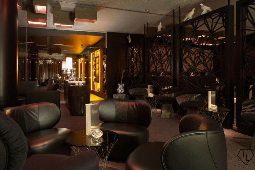 Studio Grigio restaurant at the Intercontinental Davos Barlounge03