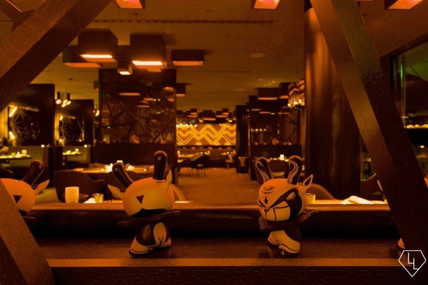 Studio Grigio restaurant at the Intercontinental Davos Laststeinbock06