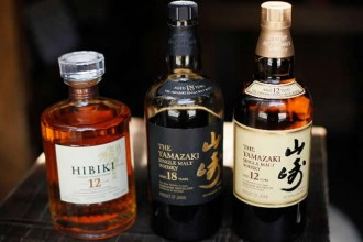 Suntory to send whisky into space 1