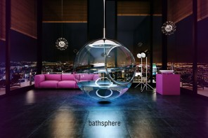 Suspended bathing experience 1