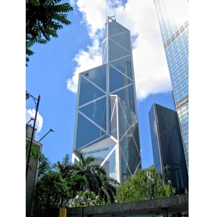 The Bank of China Tower hong kong