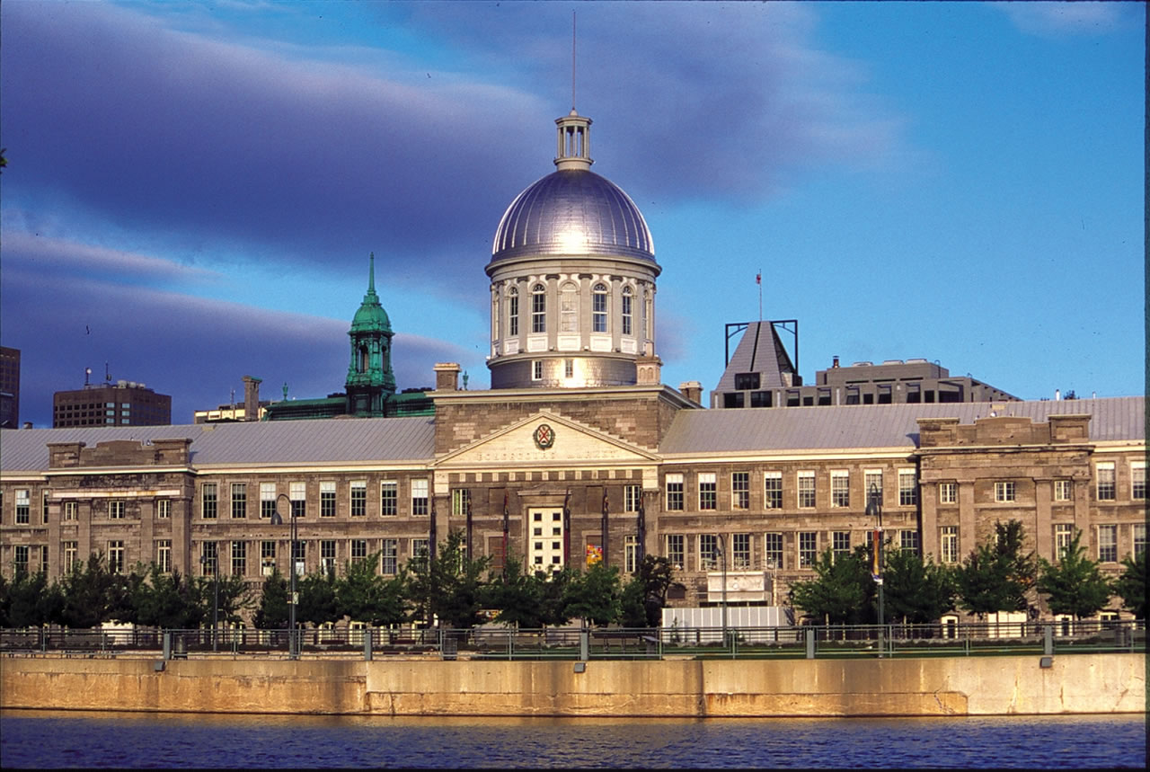 The Bonsecours Market Montreal