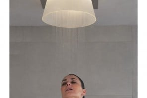 Toto launches smart ceiling-mounted showerheads 1
