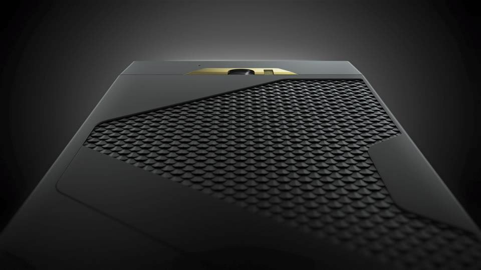 Turing Phone made with Liquid metal 5