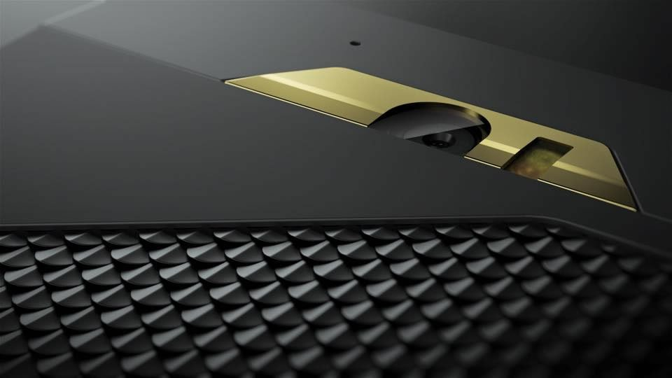 Turing Phone made with Liquid metal 6