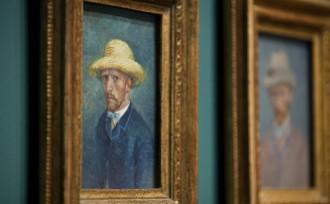 Van Gogh at the Conservatorium Hotel Amsterdam 1