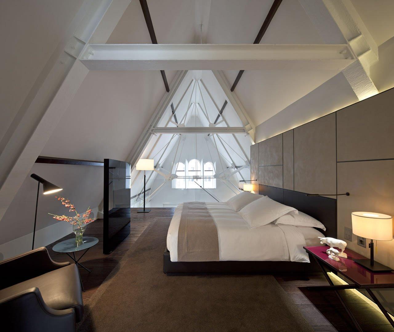 Van Gogh experience at Conservatorium Hotel Amsterdam (2)