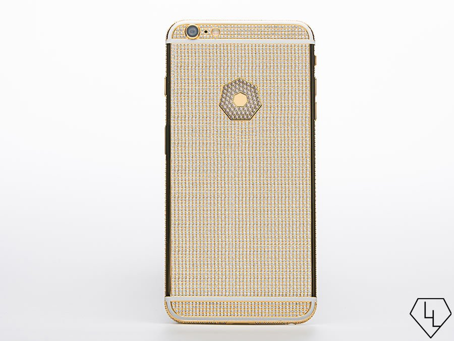 diamond studded iPhone 6S 2