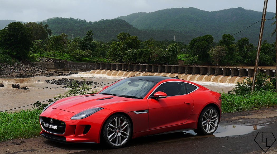 Jaguar F Type Coupe R Red Photo 13