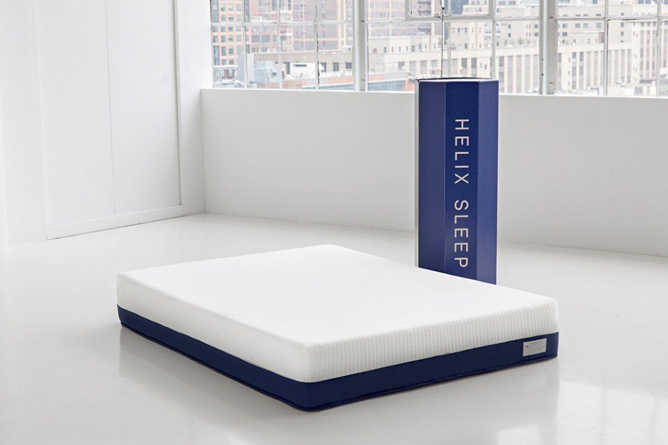 mattresses from Helix Sleep 2