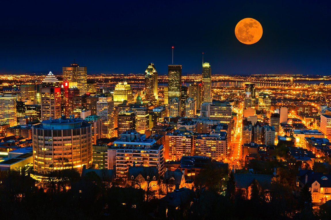 Most Interesting Places at Montreal - Gets Ready