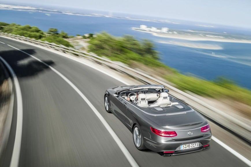2017 Mercedes-Benz S Class Cabriolet-2
