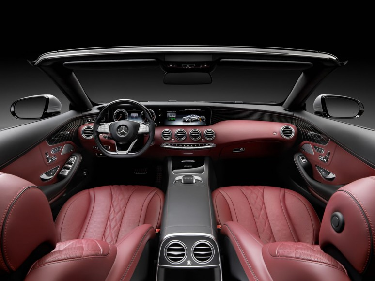 2017 Mercedes-Benz S Class Cabriolet-3