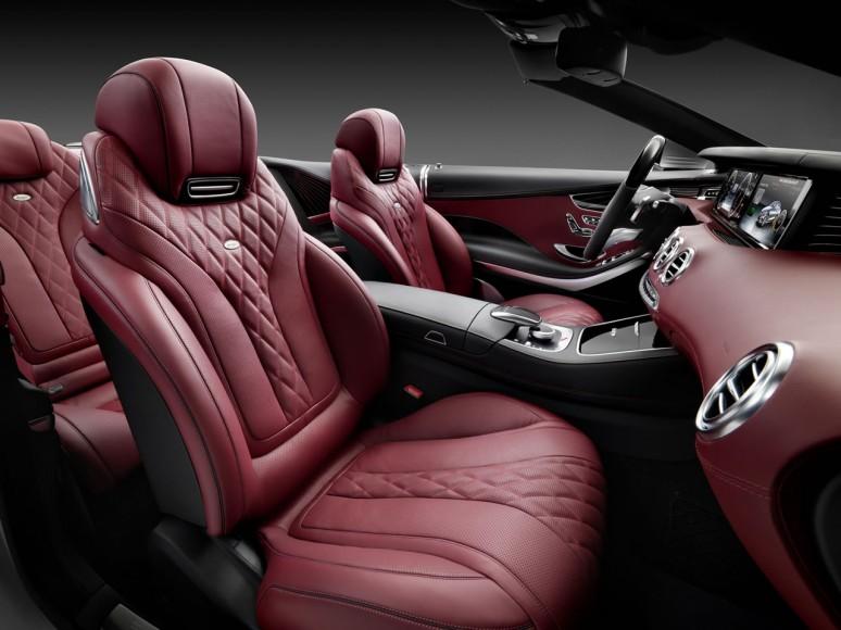 2017 Mercedes-Benz S Class Cabriolet-4