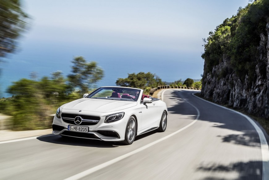 2017 Mercedes-Benz S Class Cabriolet-5