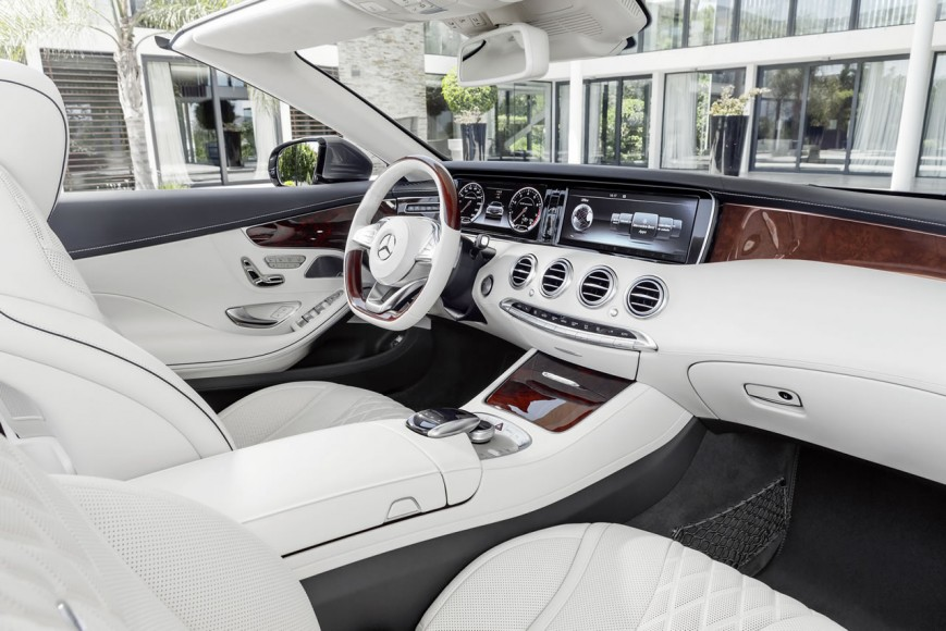2017 Mercedes-Benz S Class Cabriolet-8