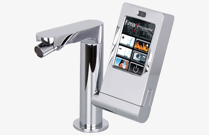 3-future of bathroom fixtures the Frattini Nomos F4101