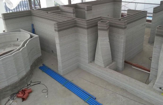 3D printed hotel suite 2