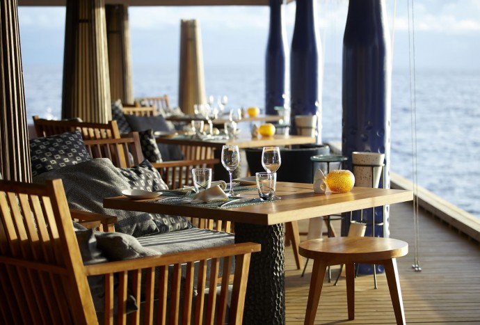67 Salt Restaurant deck