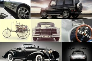 7 most iconic Mercedes-Benz cars