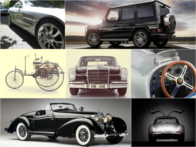 Unique names of vintage cars elaboration classic cars for Mercedes benz car names
