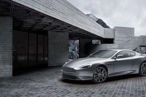 Aston Martin DB9 GT Bond limited Edition 1