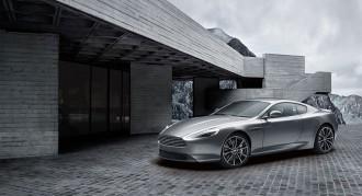 Aston Martin DB9 GT Bond limited Edition 1