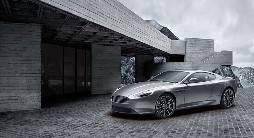 Aston Martin DB9 GT Bond Edition a £165000 homage to 007 : Luxurylaunches