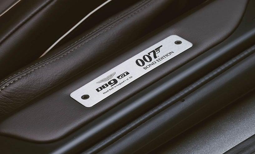 Aston Martin DB9 GT Bond limited Edition 2