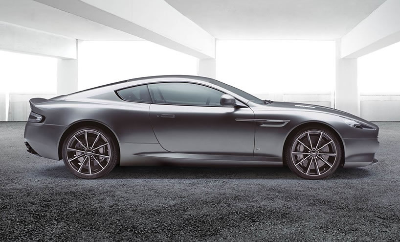 Aston Martin DB9 GT Bond limited Edition 3