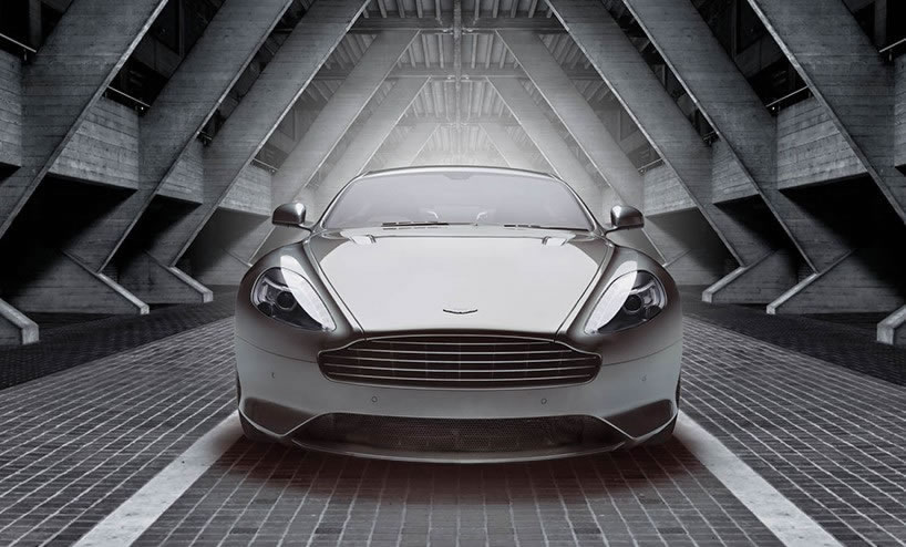 Aston Martin DB9 GT Bond limited Edition 5