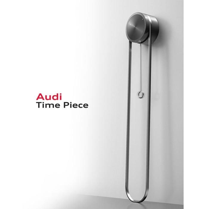 Audi timepiece clock 1
