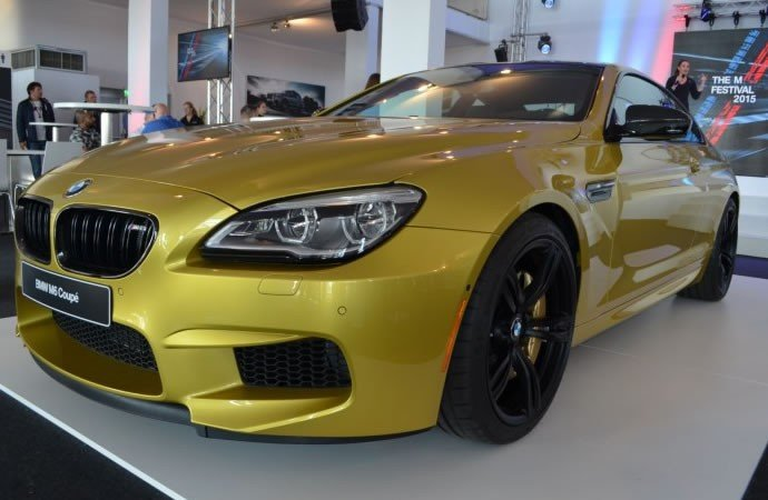 BMW M6 Competition Edition 1