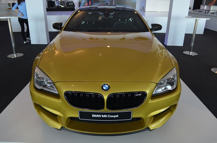 ... rumours surface of the U.S.-exclusive BMW M6 Competition Edition