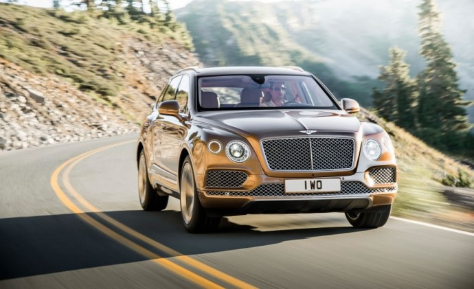 Bentley-Bentayga-SUV 1