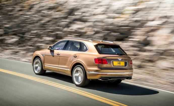 Bentley-Bentayga-SUV 2