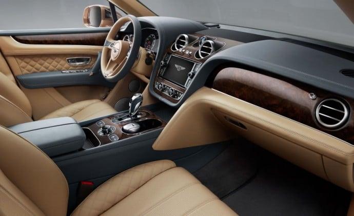 Bentley-Bentayga-SUV 7