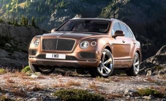 Bentley-Bentaygasuv
