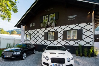Bentley mountain lodge in Kitzbuhel (1)